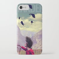 wander iPhone & iPod Cases featuring WANDER by Christel Sayegh