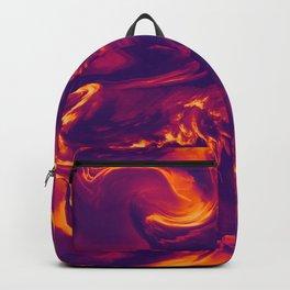 Vaporous Flower Backpack