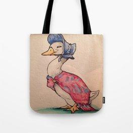 Jemima Puddleduck Tote Bag