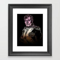 Neopoléon Framed Art Print