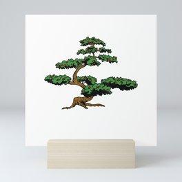 Japanese Tree Cherry Tree Blossom Peony Maple Weeping T-Shirt Mini Art Print