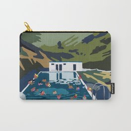Seljavallalaug Carry-All Pouch