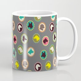 dog cameos Coffee Mug