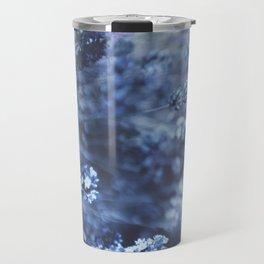 The buzzing blues Travel Mug