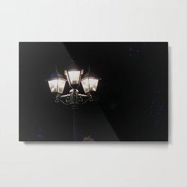 In the light of my lamp Metal Print