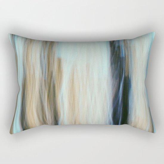 Abstract Lines  Rectangular Pillow
