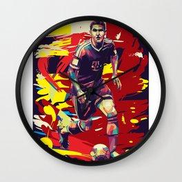 Bastian Schweinsteiger Wall Clock