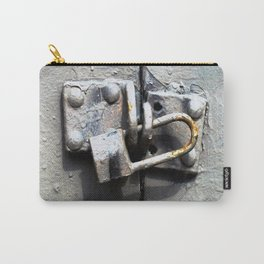 Lock Up  Carry-All Pouch