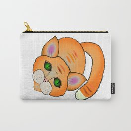 Sad cat Carry-All Pouch