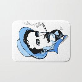 Giacomo Puccini Italian Composer Bath Mat