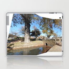 Northeastern State University - Hendricks Spring, No. 11 Laptop & iPad Skin