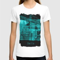 berlin T-shirts featuring Berlin by Laake-Photos