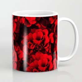 Defined Red Coffee Mug