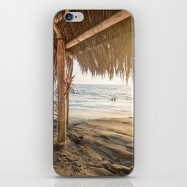 Sunset in Paradise iPhone Skin