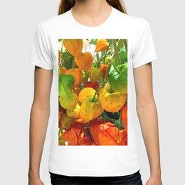Chinese Lantern Flower T-shirt