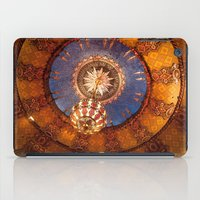 theater iPad Cases featuring Theater Ceiling by mofoto