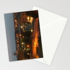Holland, Michigan At Night Stationery Cards