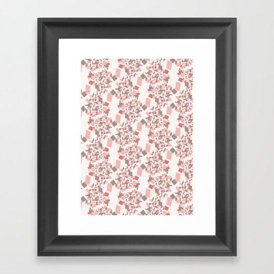 Geometrics #2 Framed Art Print