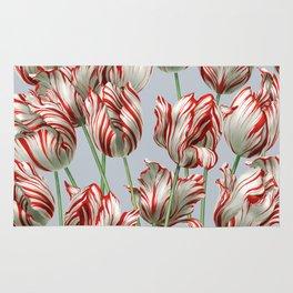 Semper Augustus Tulips Rug