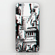 City That Inspires iPhone & iPod Skin