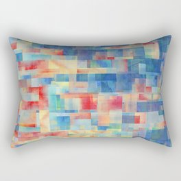 Long Division (Torrent Remix) Rectangular Pillow