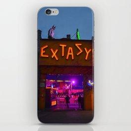 EXTASY - Prater, Vienna iPhone Skin