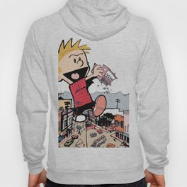calvin the giant Hoody