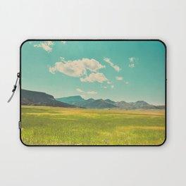 Rocky Mountain Meadow Laptop Sleeve