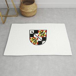 flag of Bayreuth Rug