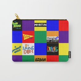 90s Nostalgia Carry-All Pouch