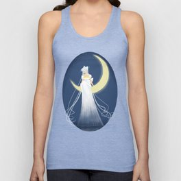Moon Princess Unisex Tank Top
