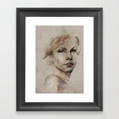 [Little Kristi] Framed Art Print