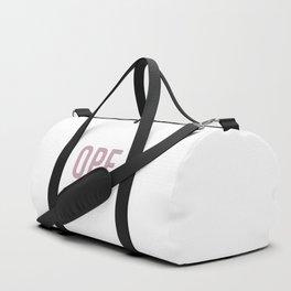 Ope Duffle Bag
