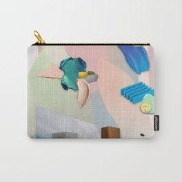 Fosforescente0.3 Carry-All Pouch