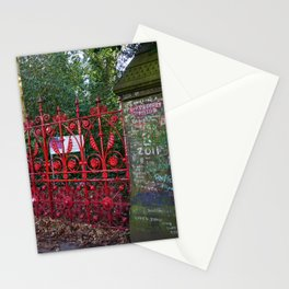 Strawberry Fields Forever Stationery Cards