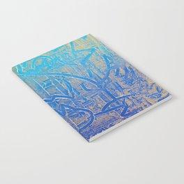 Birds of Blue Notebook
