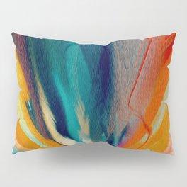 Leslie Harlow painting Pillow Sham