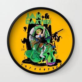 Jak & Daxter Wall Clock