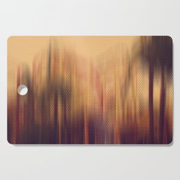 Tangerine Cutting Board
