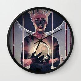 Götterdämmerung Wall Clock