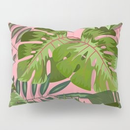 Pink b. summer Pillow Sham