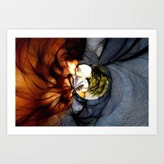 kissunshine Art Print