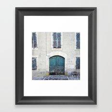 Doors of Perception 3 Framed Art Print