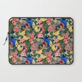 Eternal Peacock Laptop Sleeve
