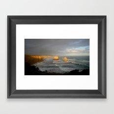 Limestone Coast - Australia Framed Art Print