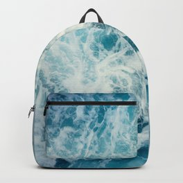 Washing Over Me Backpack