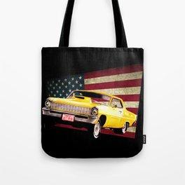 Chevy Nova 67 Tote Bag