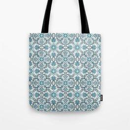 European tiles Tote Bag