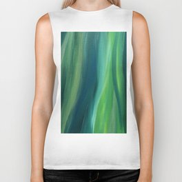 Green Magic Biker Tank