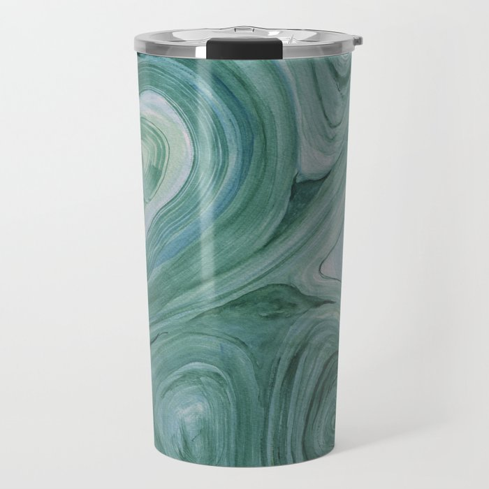 Malachite1 Travel Mug